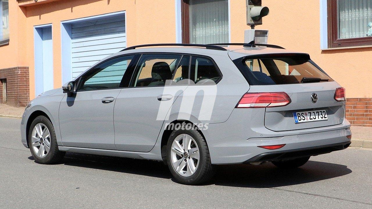 Volkswagen Golf 8 (2019) 28
