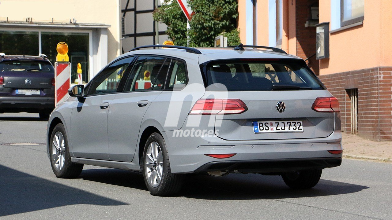 Volkswagen Golf 8 (2019) 31