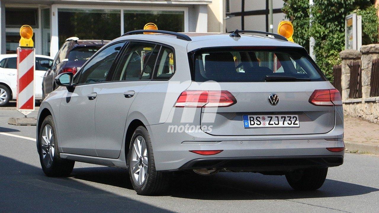 Volkswagen Golf 8 (2019) 32