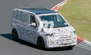 El nuevo Volkswagen Multivan T7 tendrá versión híbrida enchufable