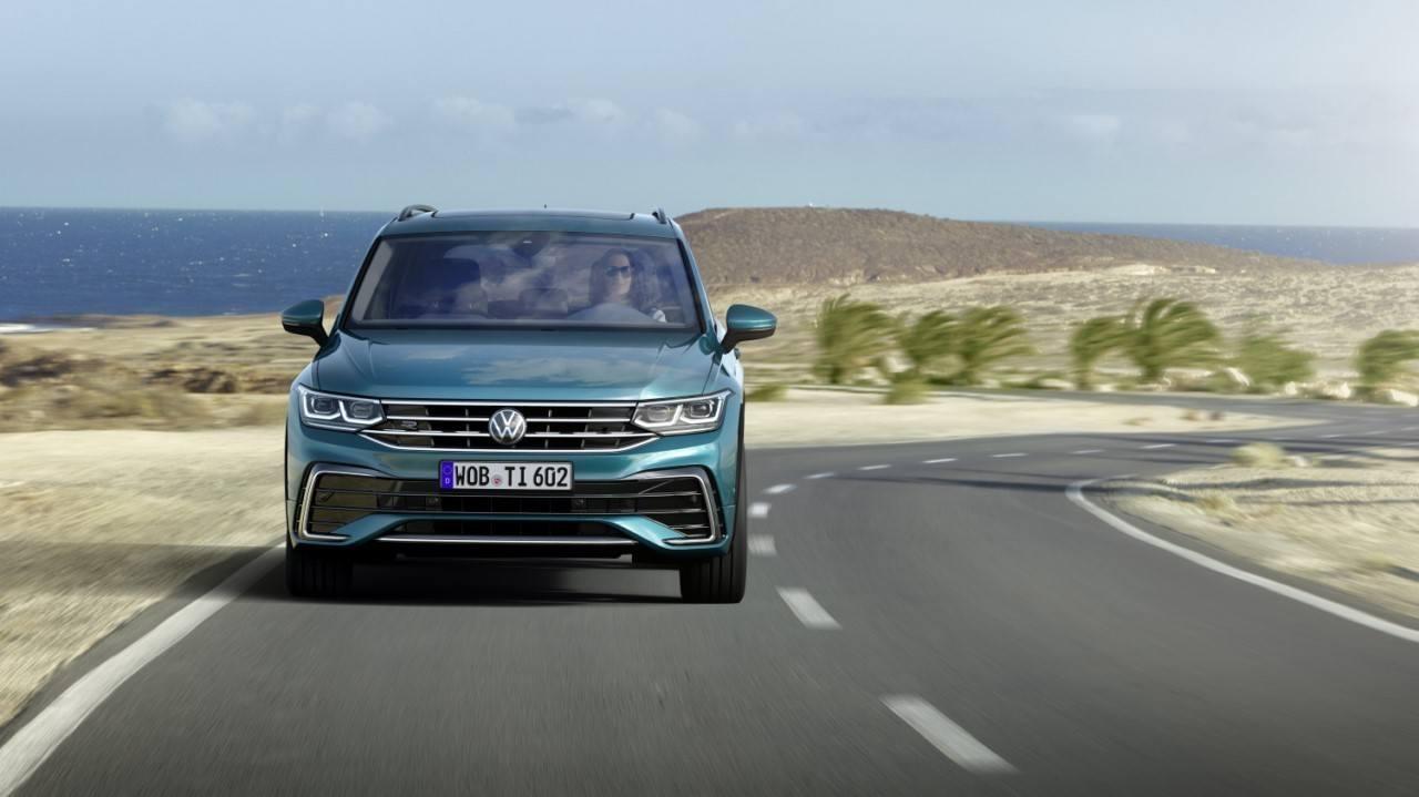 Volkswagen Tiguan 2021, el SUV alemán gana elegancia, deportividad y equipamiento