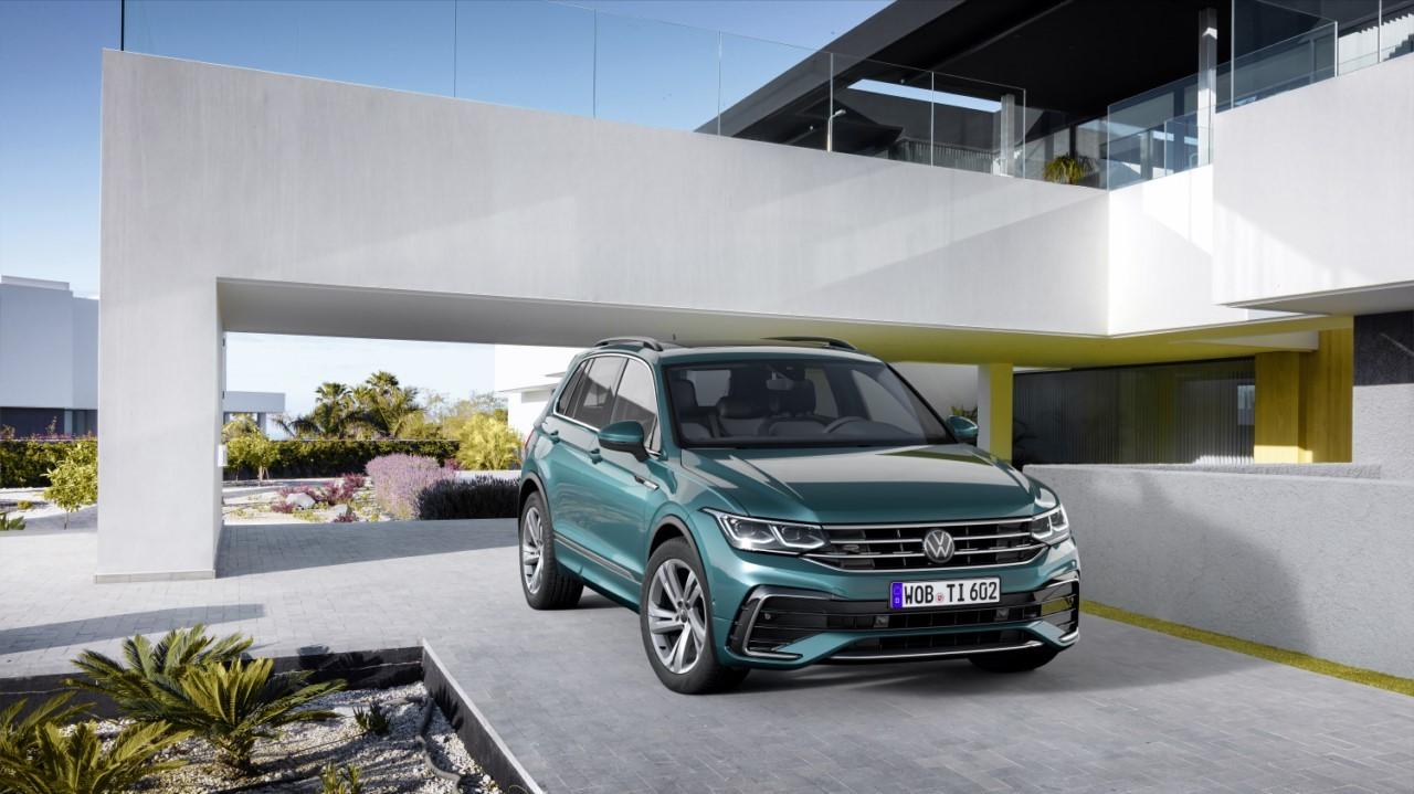 Volkswagen Tiguan II Facelift (2020) 90