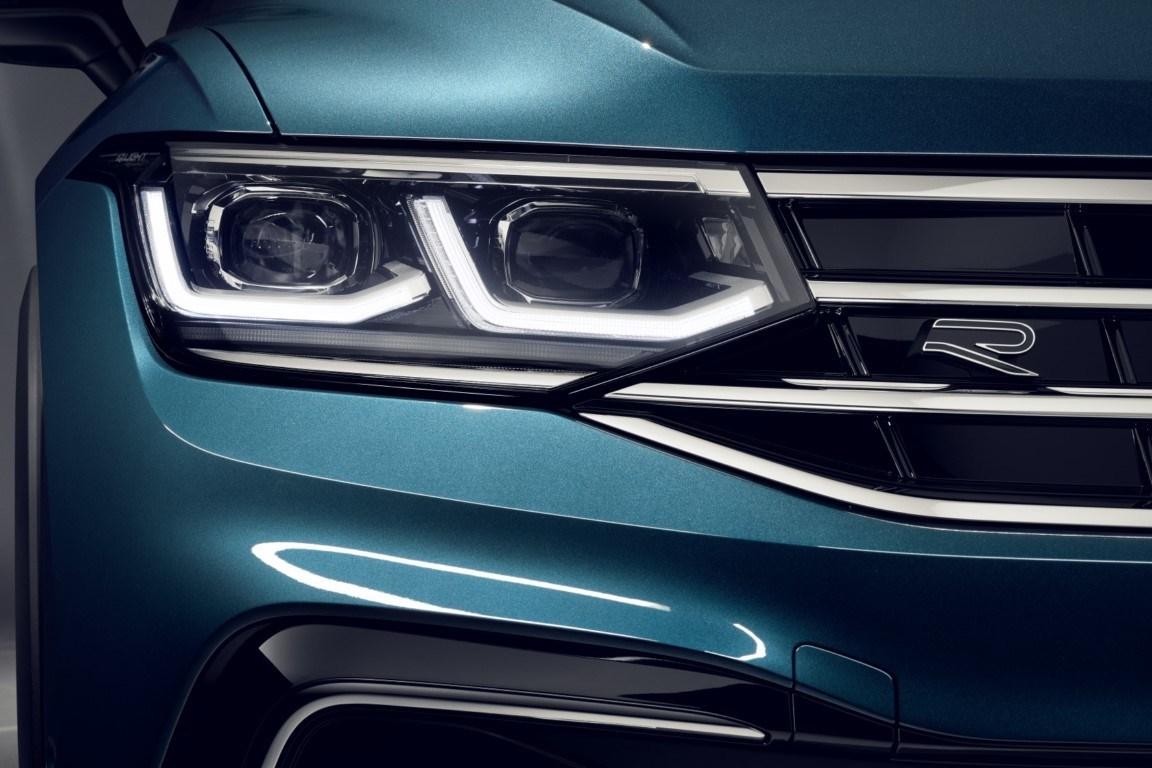 Volkswagen Tiguan II Facelift (2020) 93