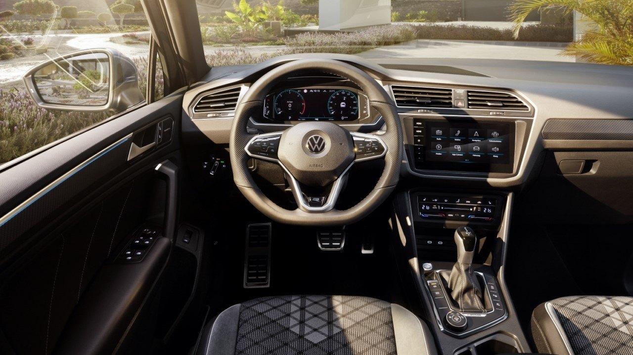 Volkswagen Tiguan II Facelift (2020) 95