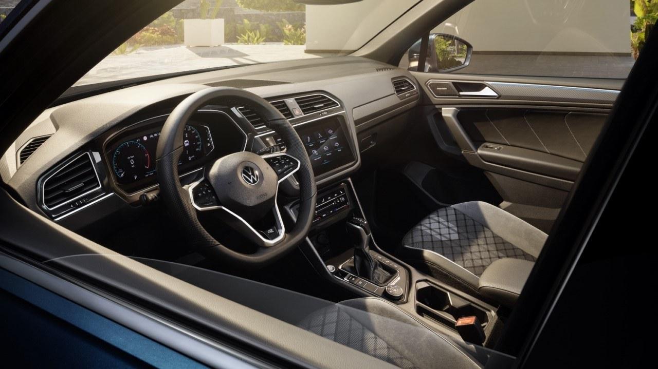 Volkswagen Tiguan II Facelift (2020) 96