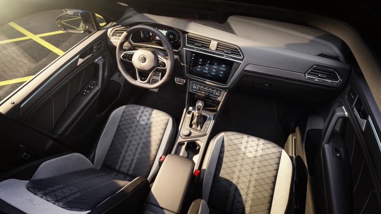 Volkswagen Tiguan II Facelift (2020) 97