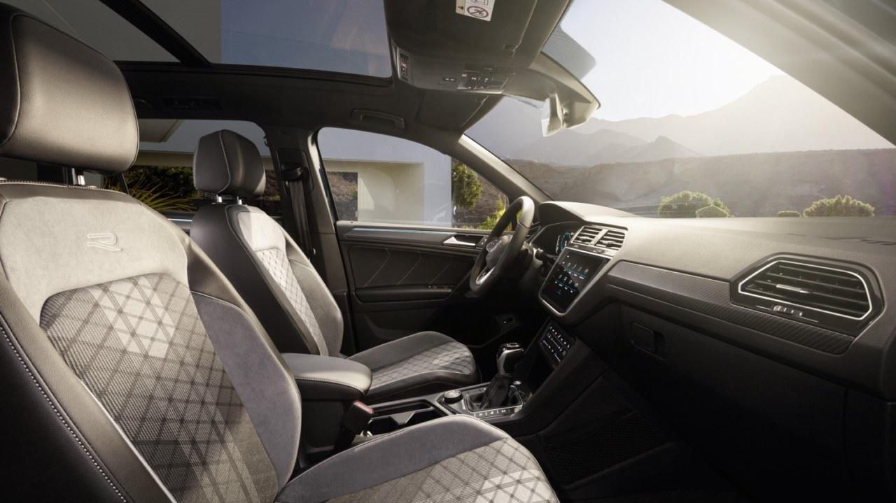 Volkswagen Tiguan II Facelift (2020) 98