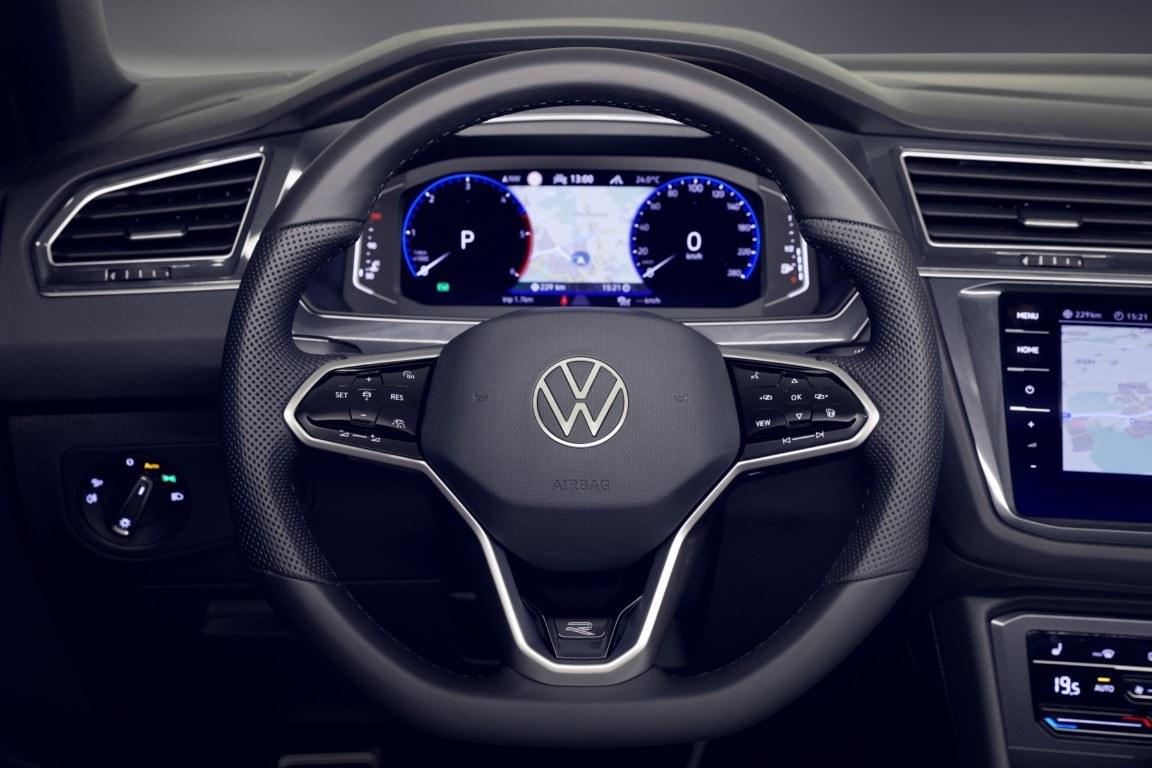 Volkswagen Tiguan II Facelift (2020) 99