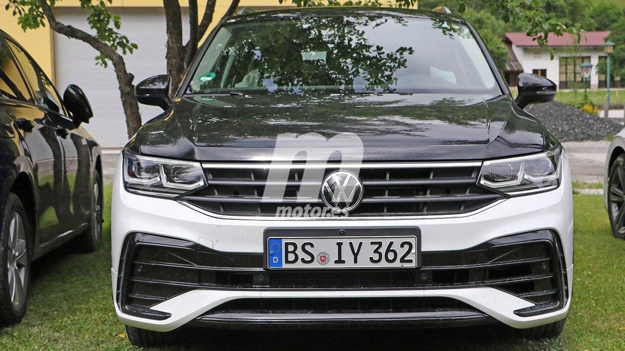 Volkswagen Tiguan II Facelift (2020) 59