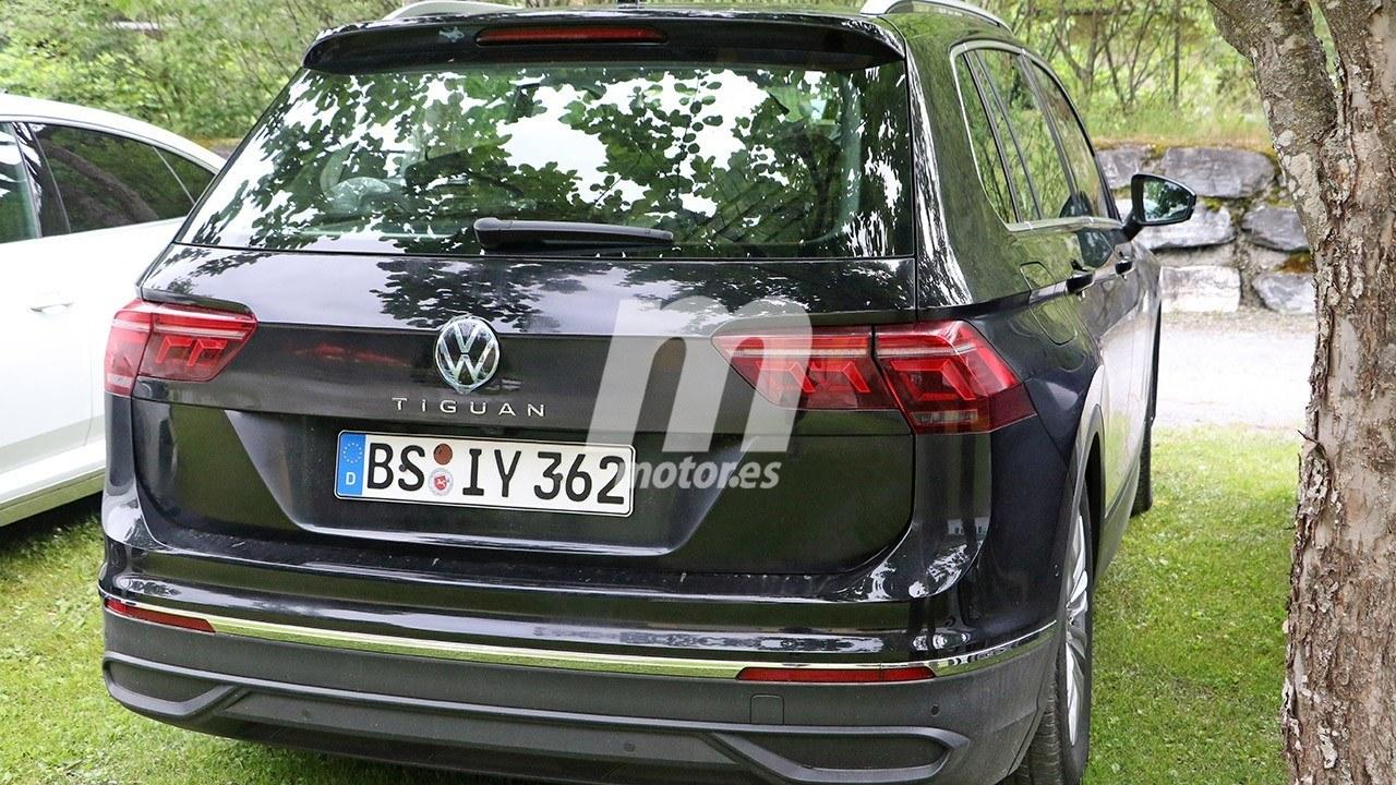 Volkswagen Tiguan II Facelift (2020) 62