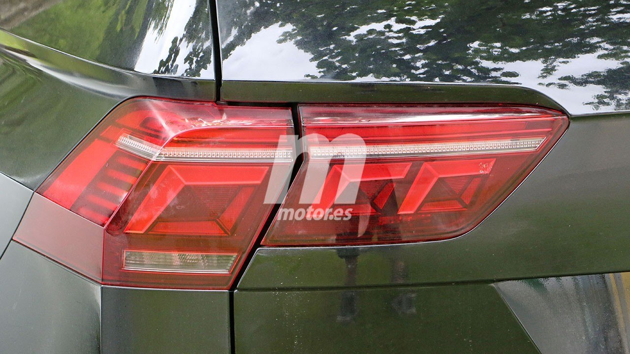 Volkswagen Tiguan II Facelift (2020) 64