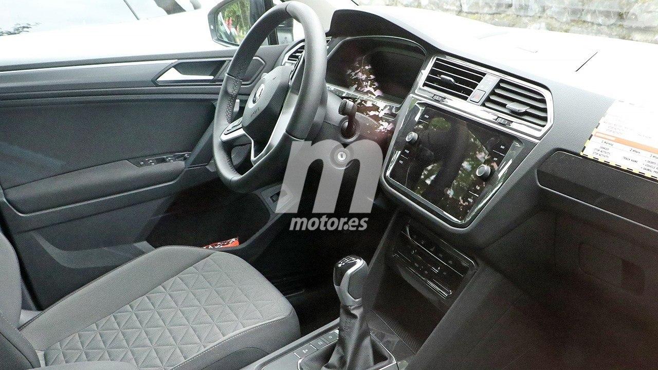 Volkswagen Tiguan II Facelift (2020) 65