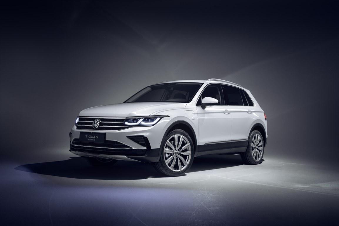 Volkswagen Tiguan eHybrid, llega la tecnología híbrida enchufable al SUV