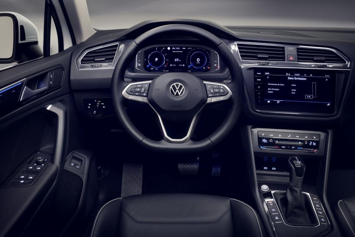 Volkswagen Tiguan II Facelift (2020) 105