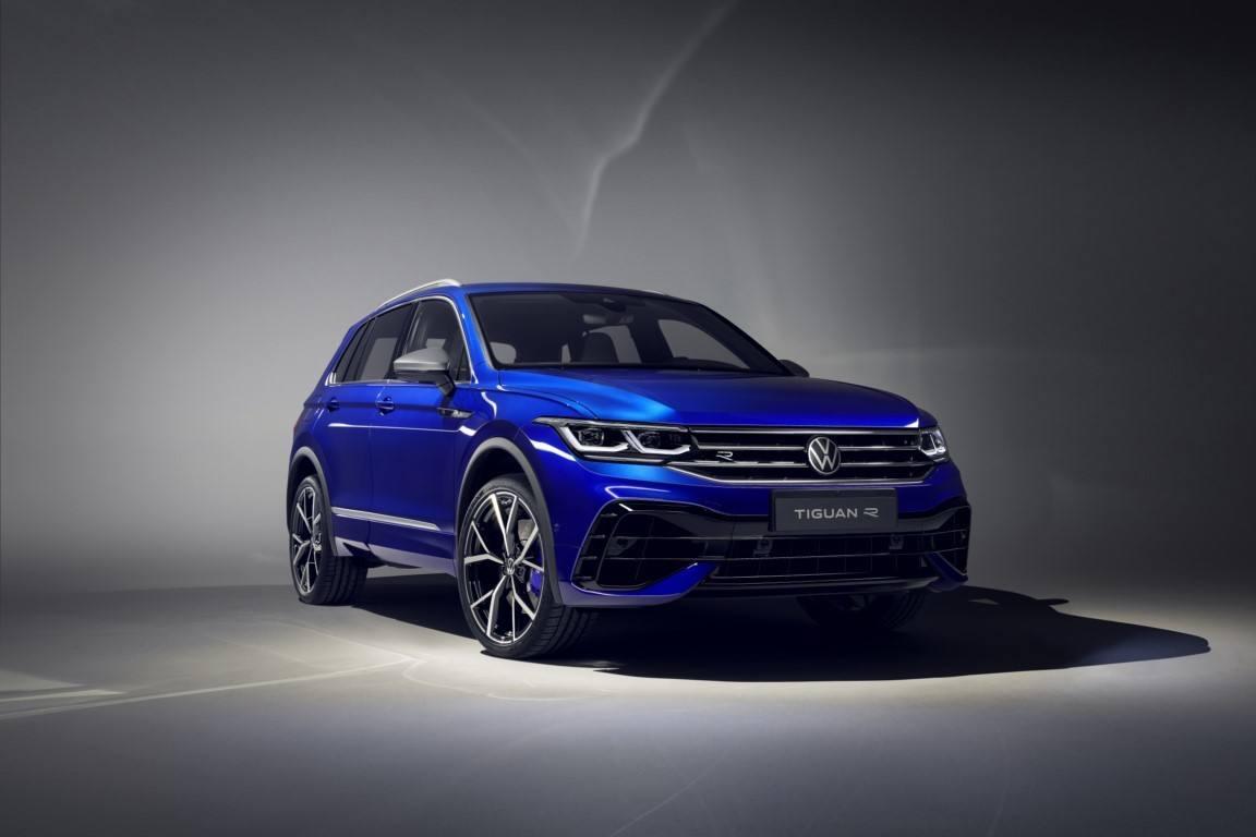 Volkswagen Tiguan R 2021, debuta la esperada versión más deportiva del SUV