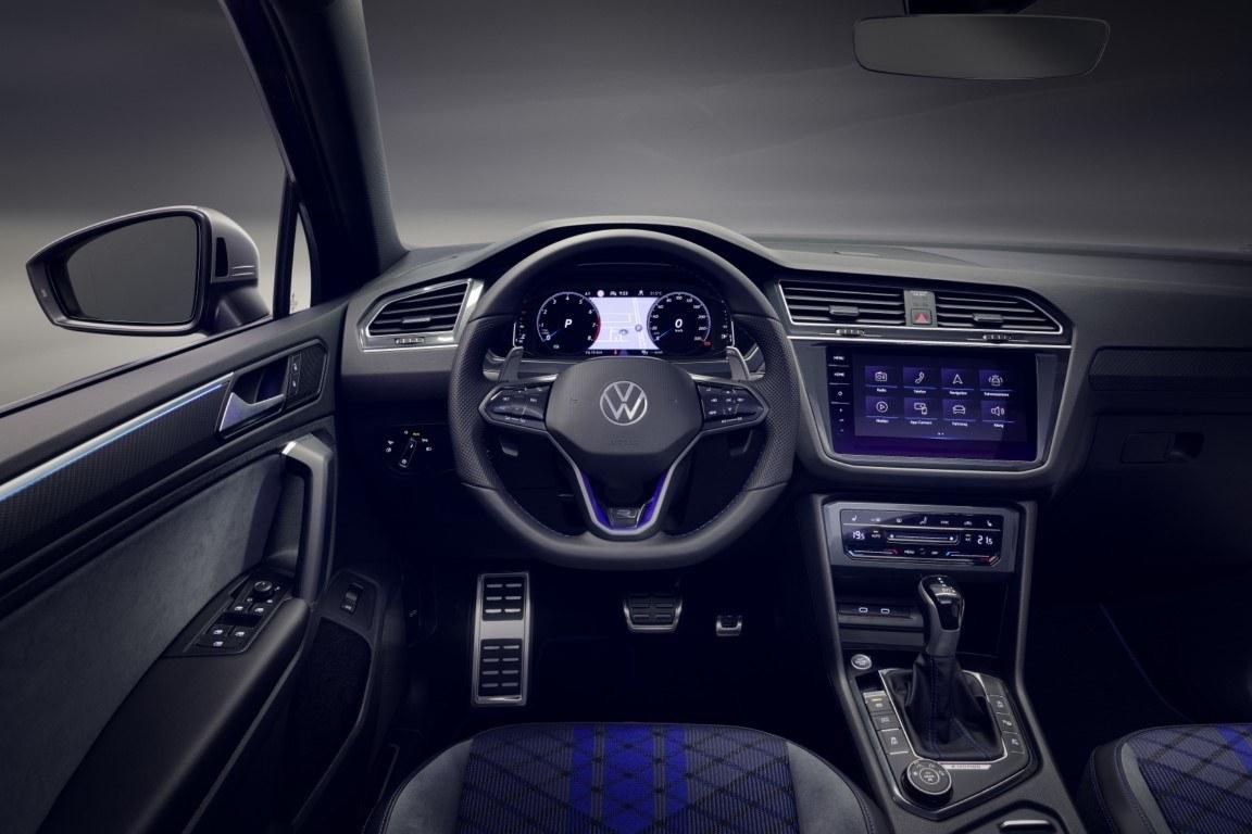 Volkswagen Tiguan II Facelift (2020) 113