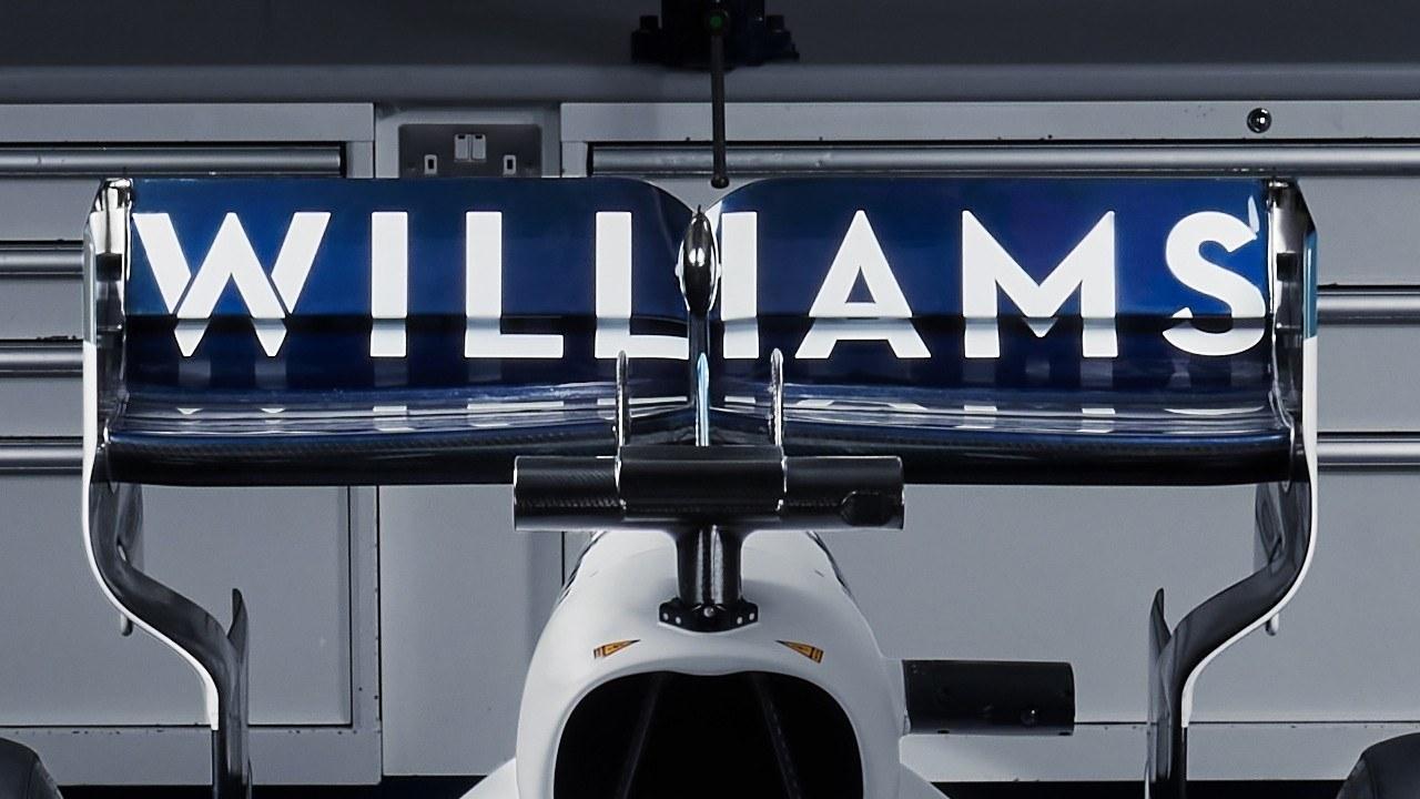 Williams presenta su nueva decoración tras la marcha de ROKiT