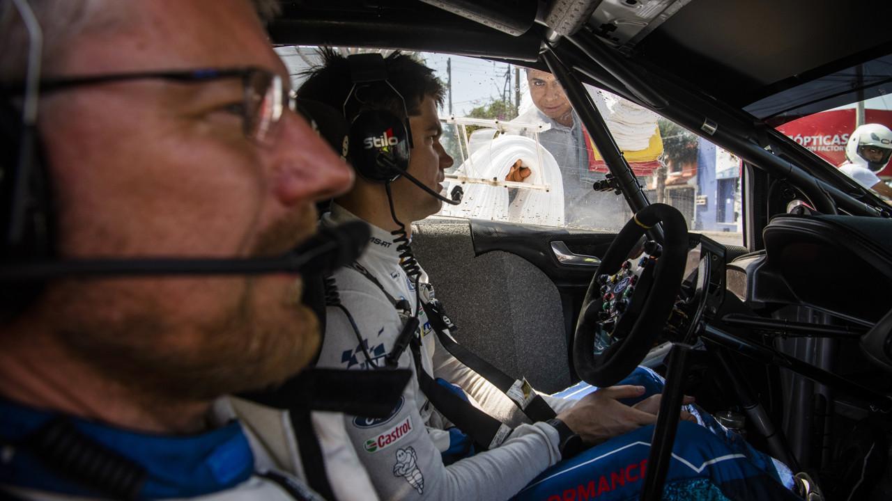 El WRC termina su particular cuarentena para los equipos oficiales