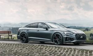 ABT ofrece mejoras estéticas y de prestaciones en el Audi A5 Sportback 2021