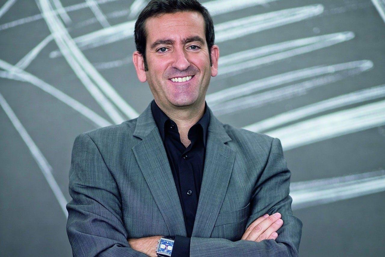 Alejandro Mesonero, nuevo fichaje para el equipo de diseño de Renault