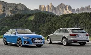 Audi introduce mejoras de equipamiento y en los motores de la gama A4 2021