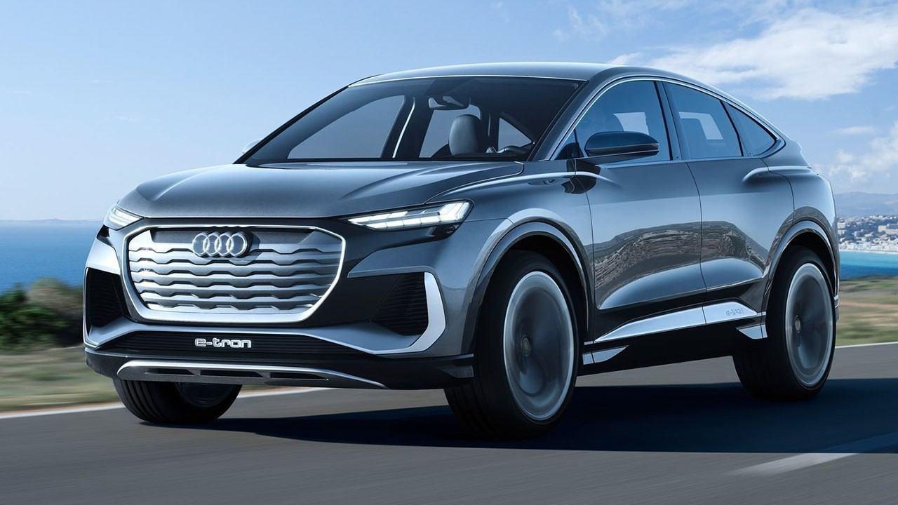 Audi Q4 Sportback e-tron Concept, la antesala de un nuevo SUV Coupé eléctrico