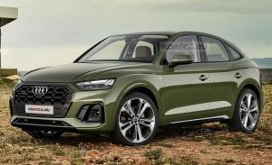 Nueva recreación del Audi Q5 Sportback, la segunda variante del SUV llega en 2021