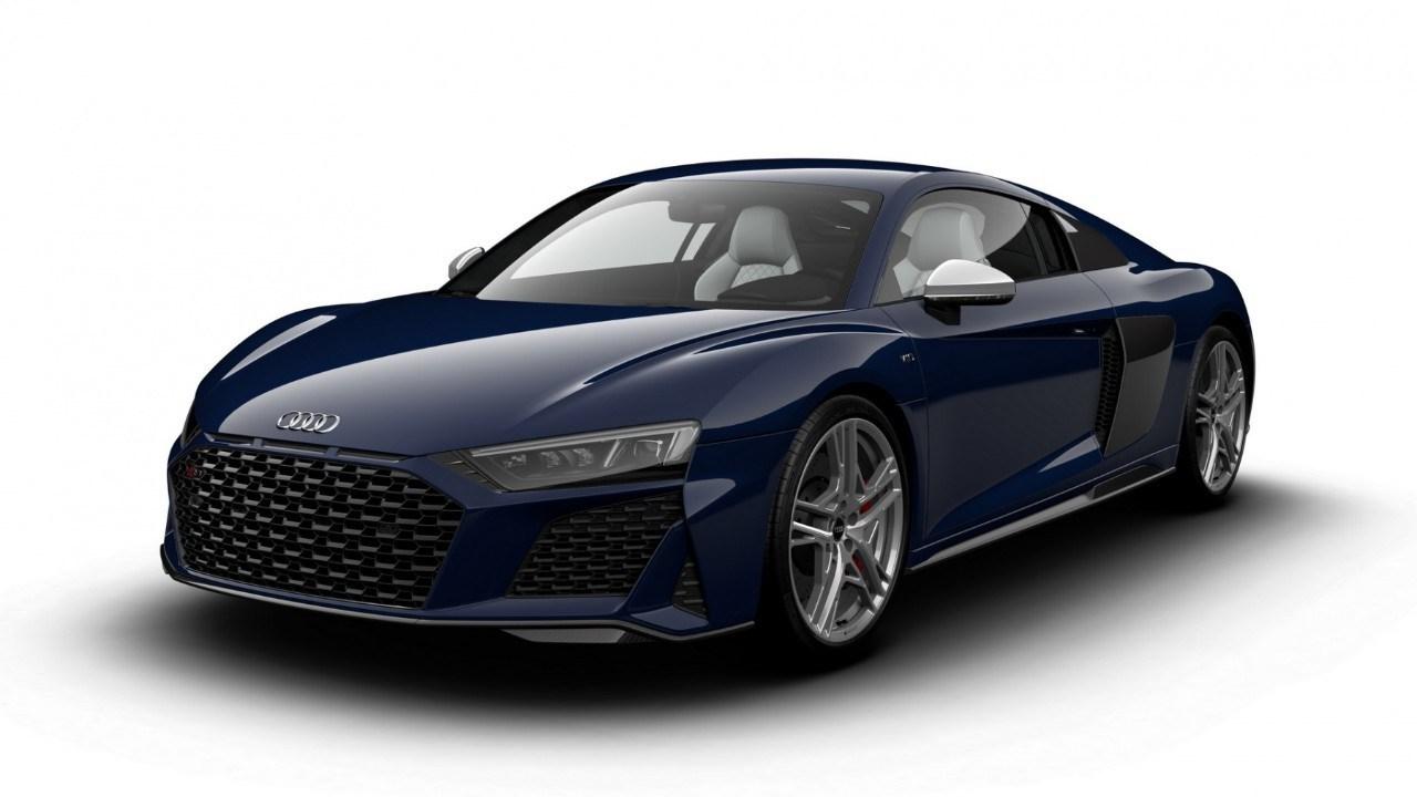 Audi R8 V10 Limited Edition, una edición súper exclusiva solo para Estados Unidos