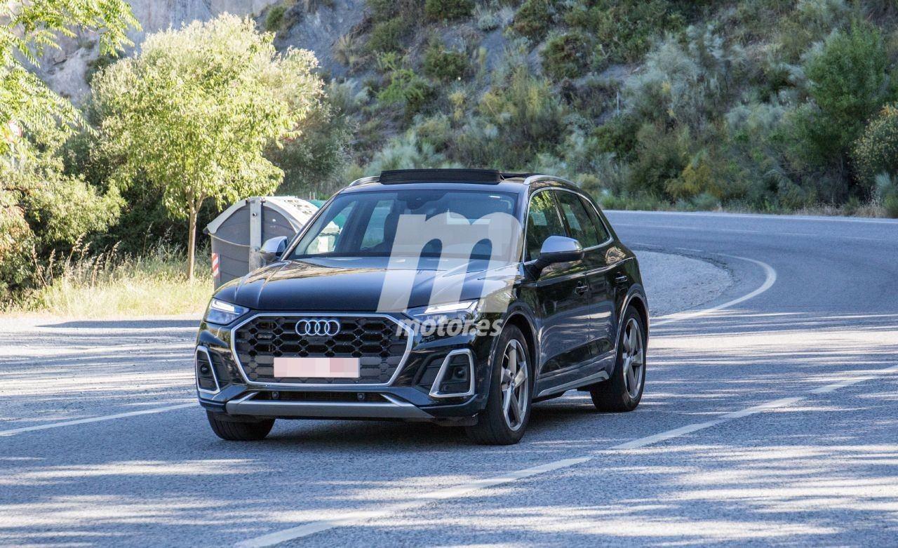 Audi Q5 II Restyling (2020) 70