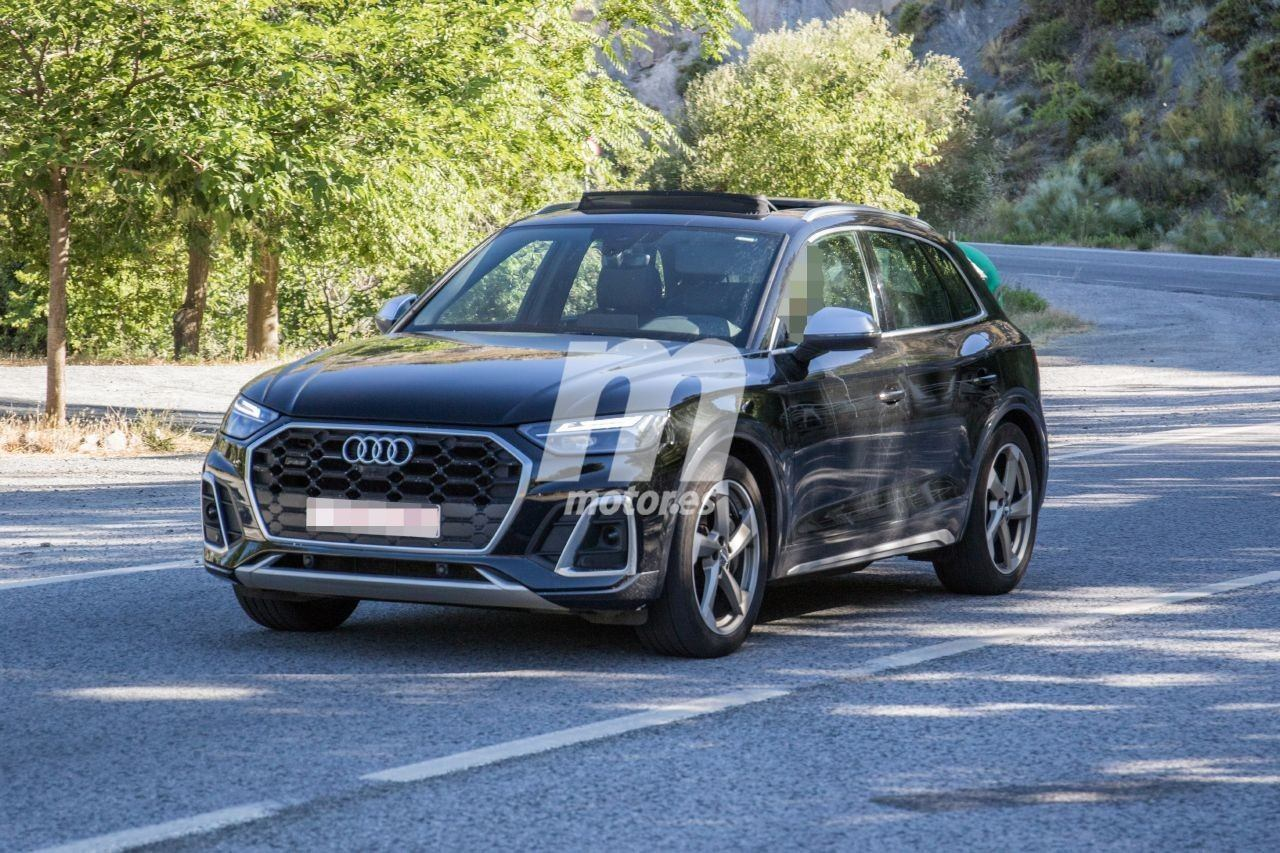 Audi Q5 II Restyling (2020) 71