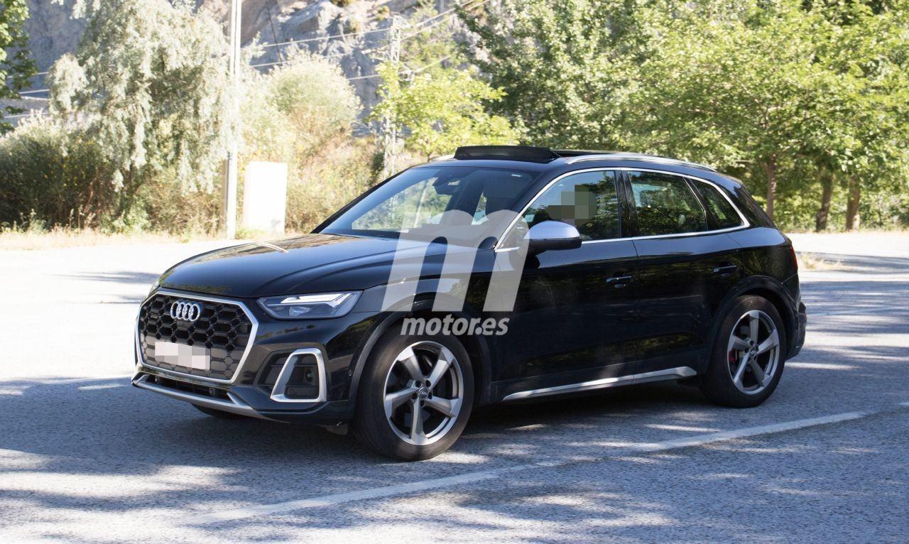 Audi Q5 II Restyling (2020) 72