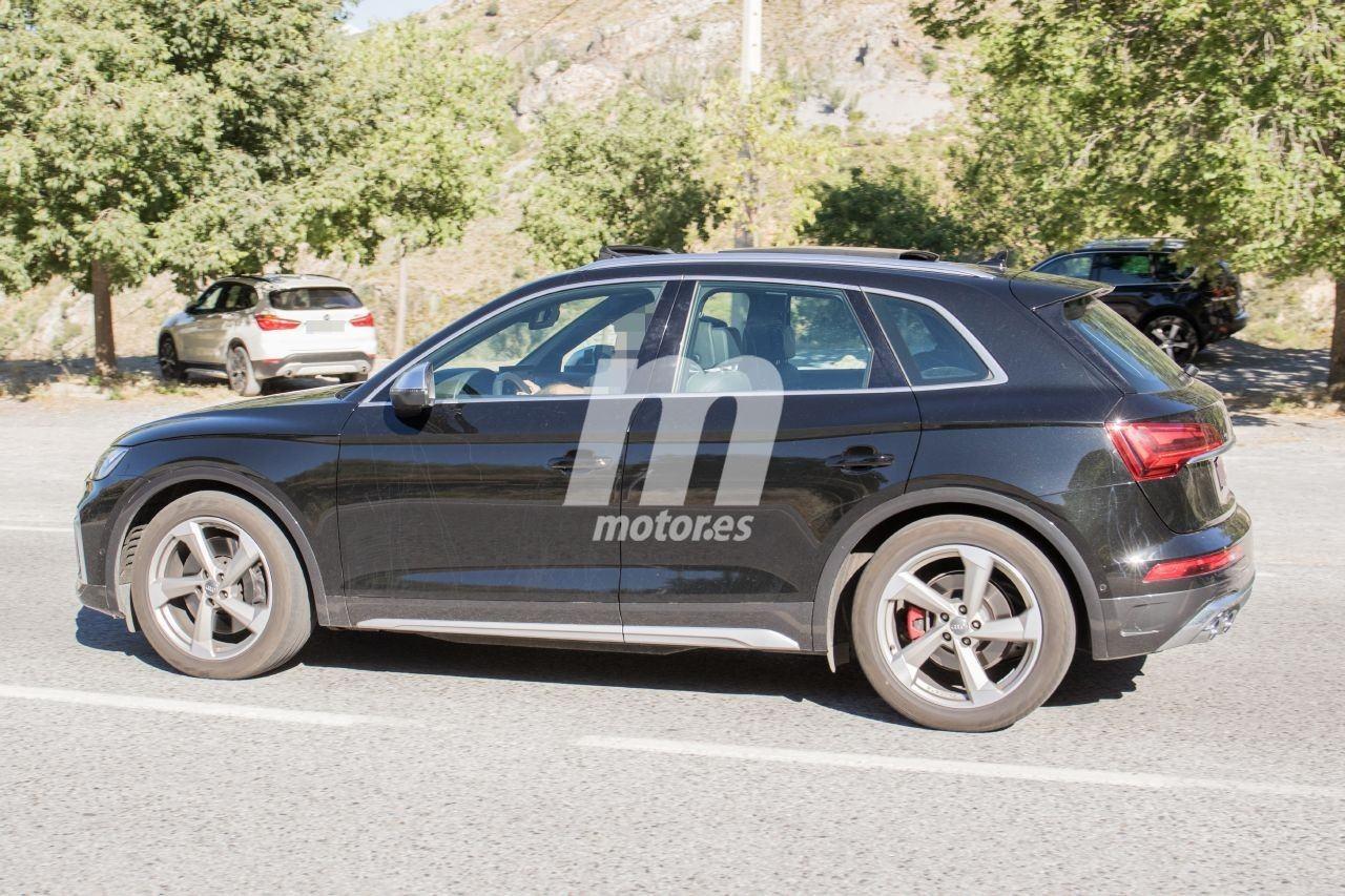 Audi Q5 II Restyling (2020) 74