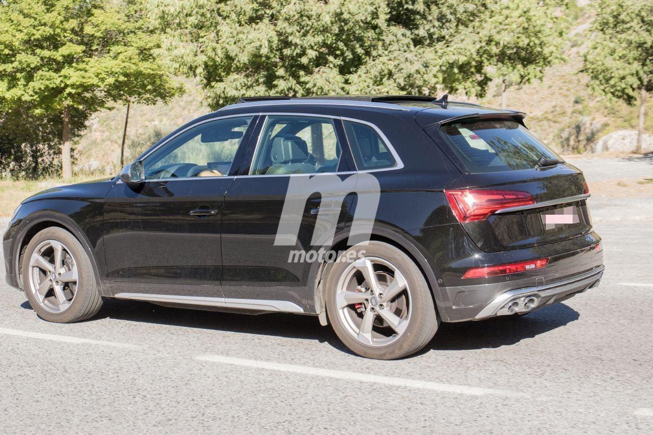 Audi Q5 II Restyling (2020) 75