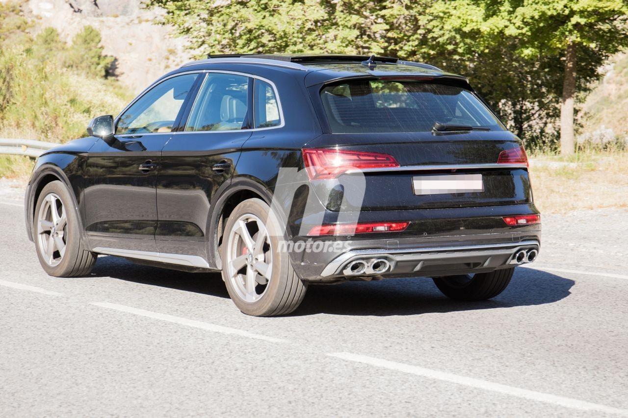 Audi Q5 II Restyling (2020) 76