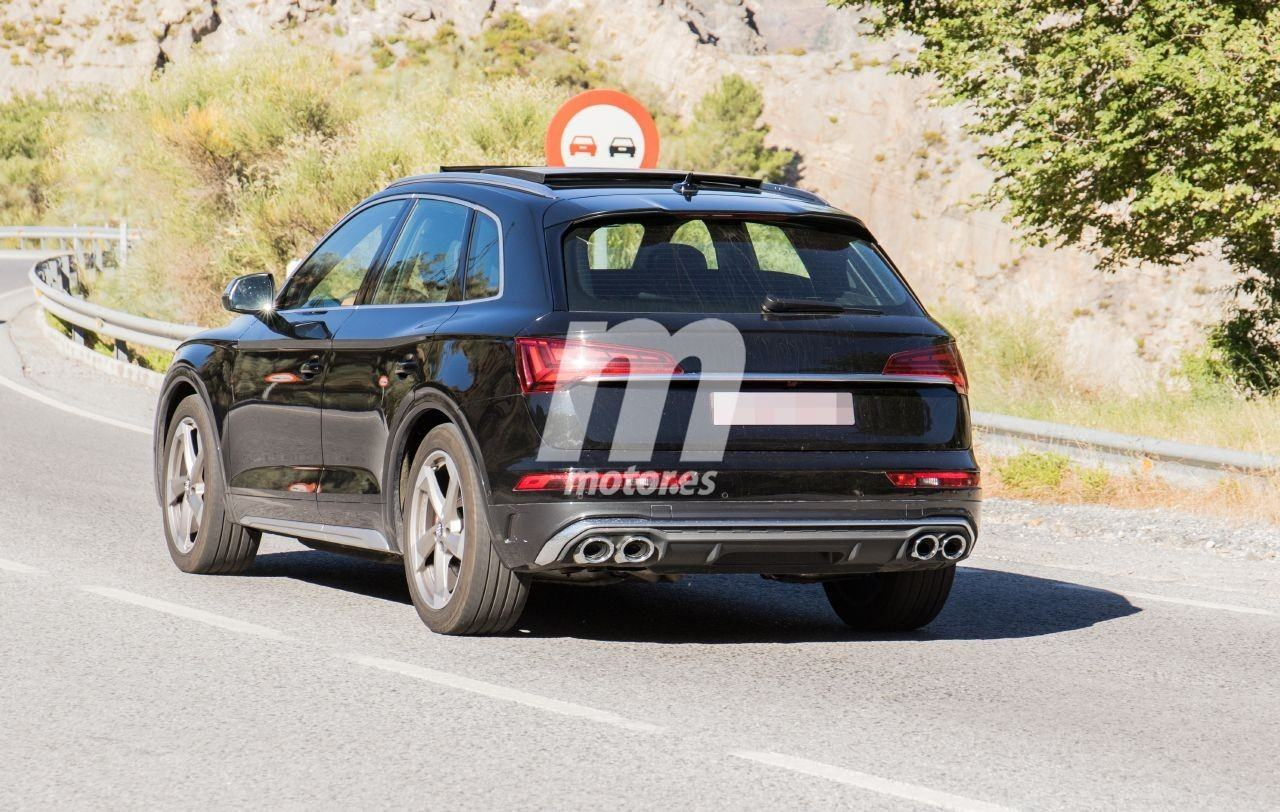 Audi Q5 II Restyling (2020) 77