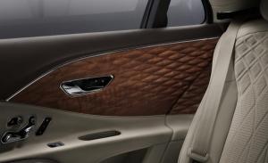 Bentley Mulliner presenta su última novedad en personalización, madera 3D