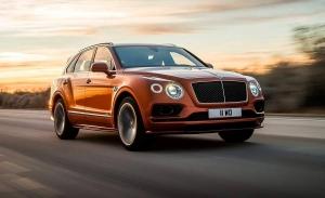 El Bentley Bentayga Speed abandona Europa por la baja demanda