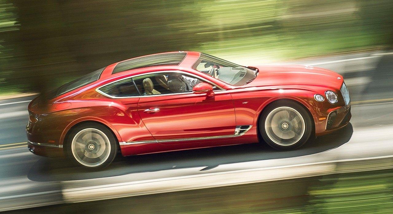 Bentley mejora el equipamiento de los Continental GT y Flying Spur para 2021