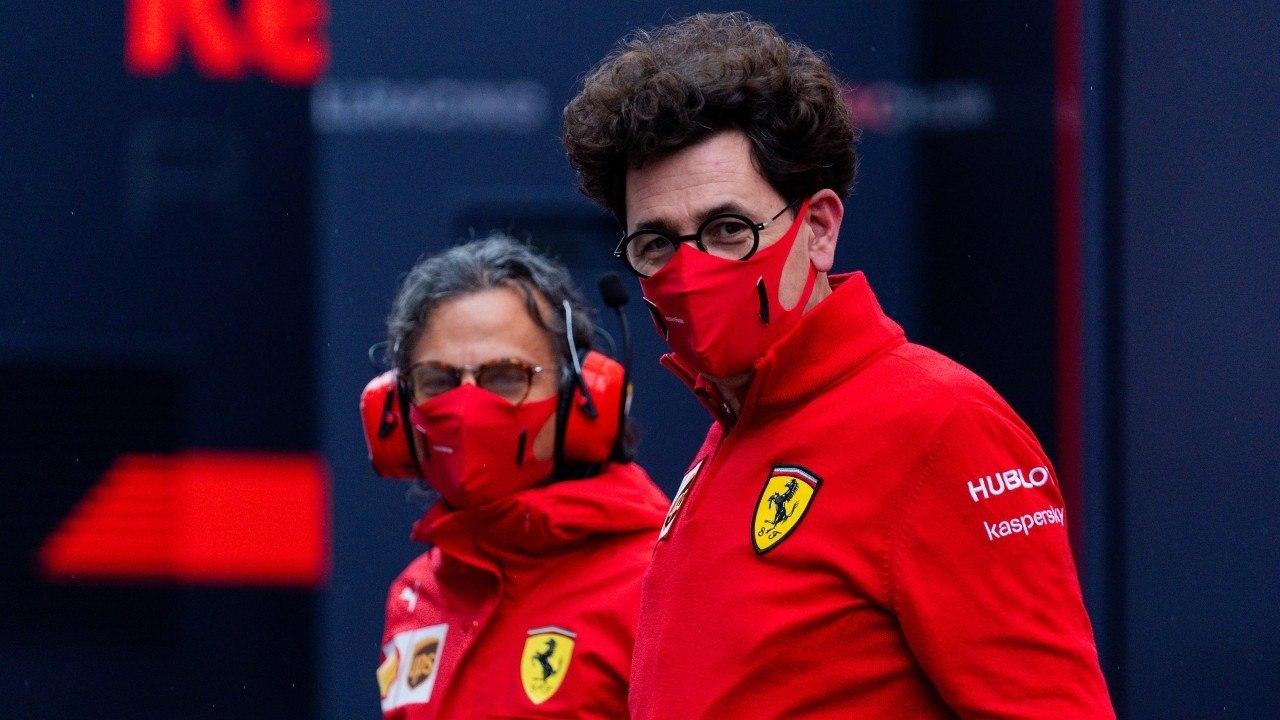 Binotto, dispuesto a poner patas arriba Ferrari: «Lo que haga falta para mejorar»