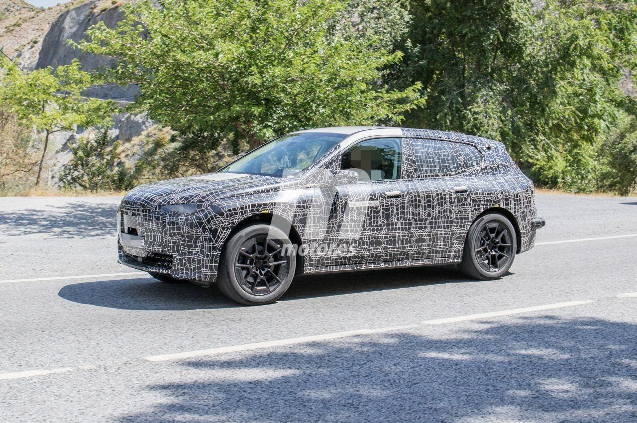 2020 BMW i6/iNEXT/iX8/iX 27