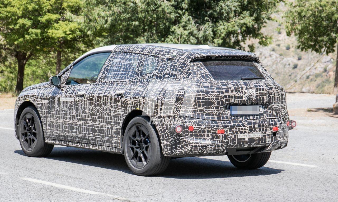 2020 BMW i6/iNEXT/iX8/iX 30