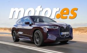 Así será el BMW iX, un SUV eléctrico con +530 CV y 600 km de autonomía