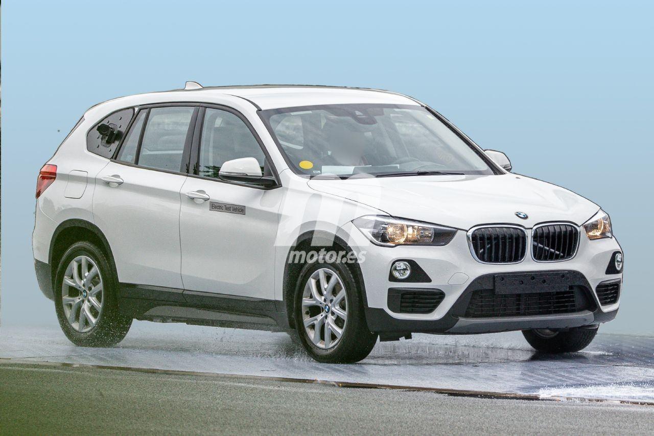 BMW confirma oficialmente el futuro iX1, que llega en 2022 y sigue en pruebas