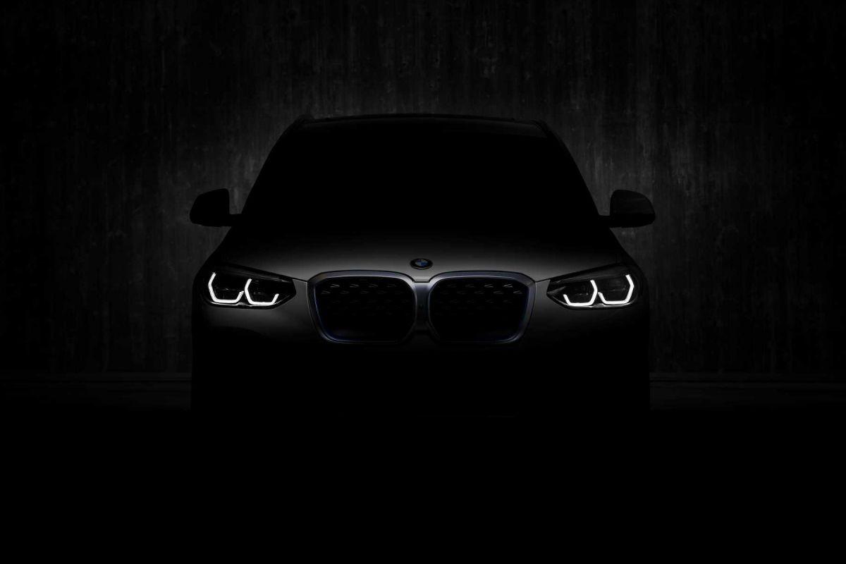BMW adelanta la presentación mundial de nuevo iX3 con un teaser