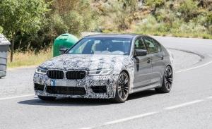 El desarrollo del nuevo y deportivo BMW M5 CS se traslada al sur de Europa