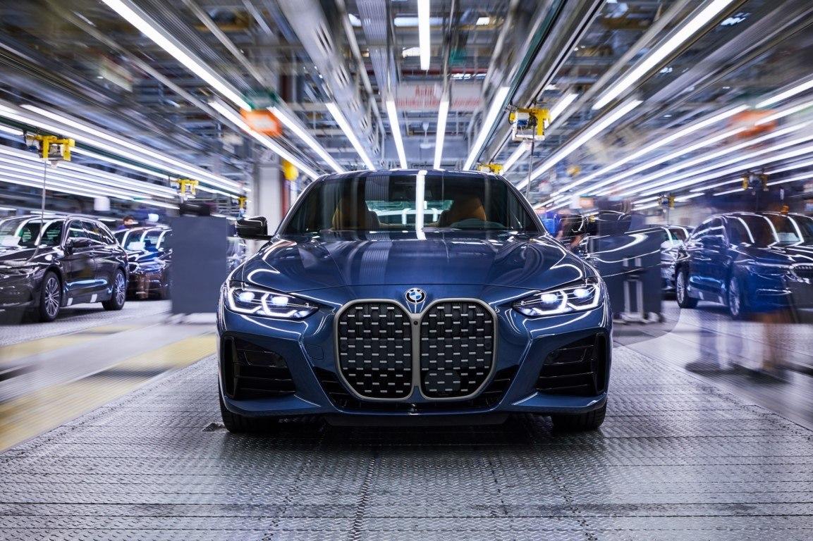 La producción del nuevo BMW Serie 4 Coupé arranca en Alemania