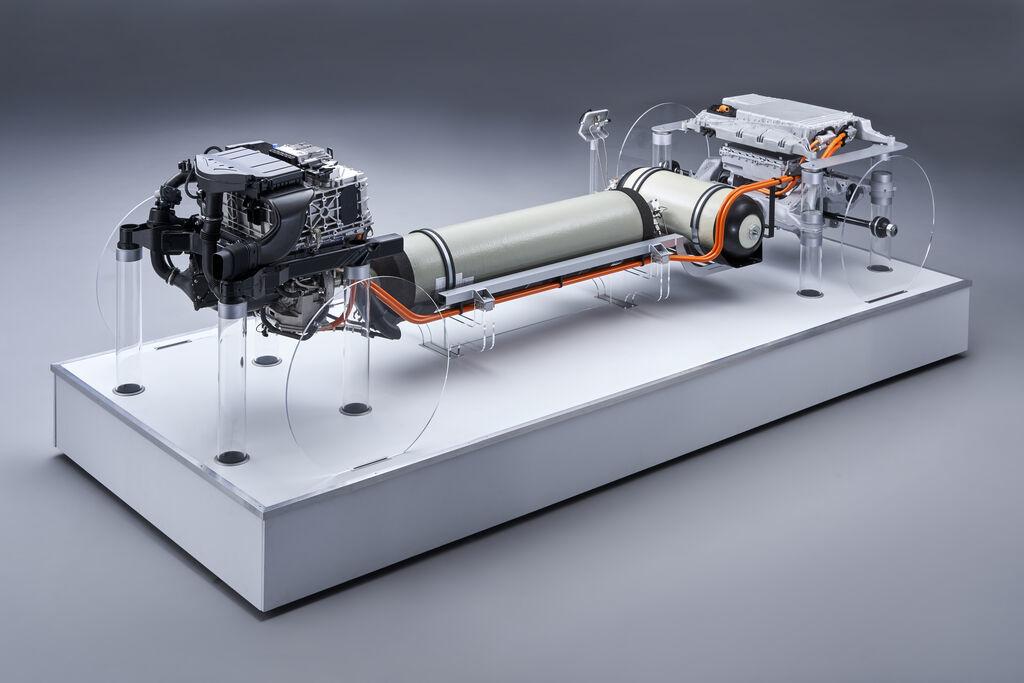 Motor.ES: BMW tendrá modelos de pila de combustible de hidrógeno en dos años, y para el público en 2025.