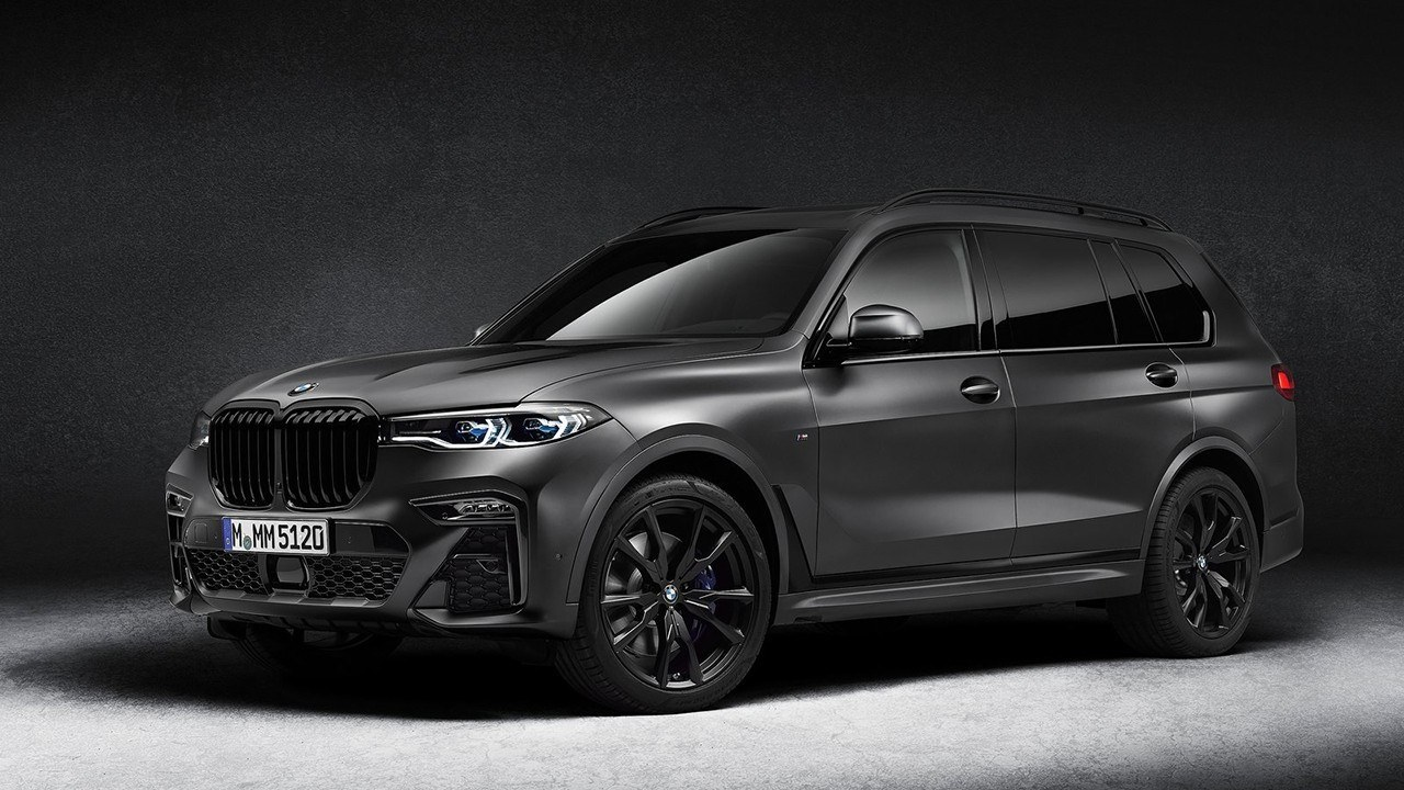 BMW X7 Dark Shadow Edition, buscando un mayor nivel de exclusividad