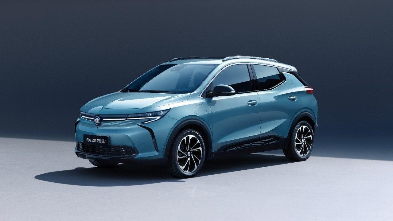 ¡Confirmado! Buick lanzará dos nuevos SUVs eléctricos en breve