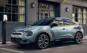 El nuevo Citroën ë-C4 ya está siendo producido en España